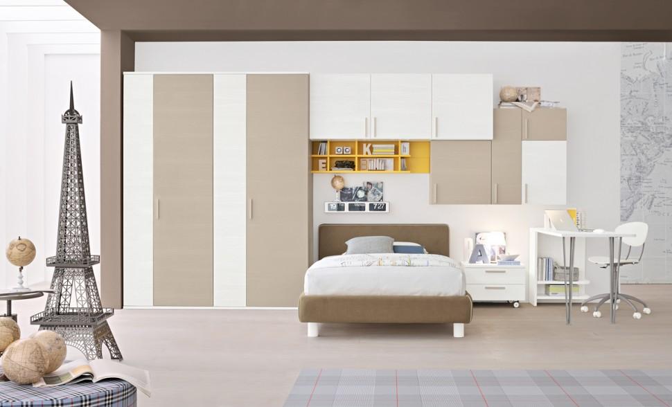 Belmonte mobili camerette per ragazzi zona notte a - Colombini camere da letto ...