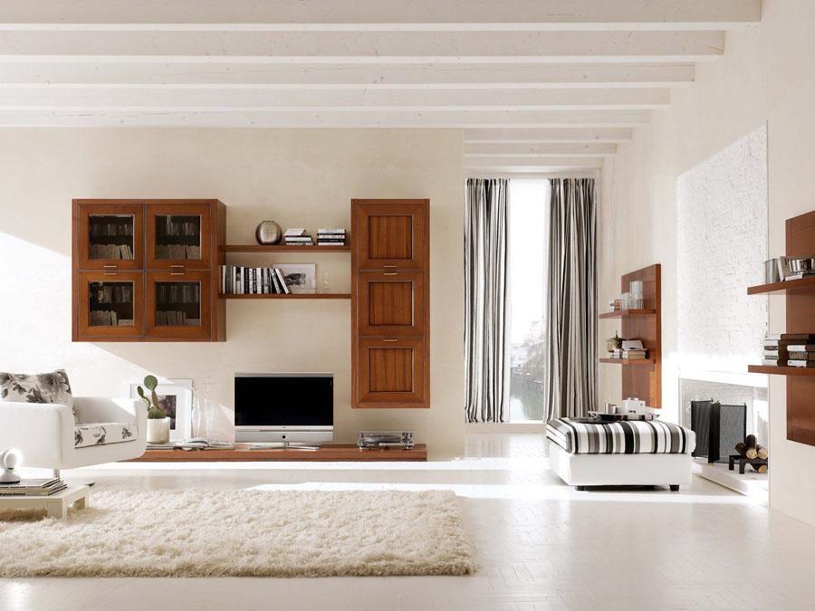 Belmonte mobili zona giorno classica soggiorni for Casa classica arredamento moderno