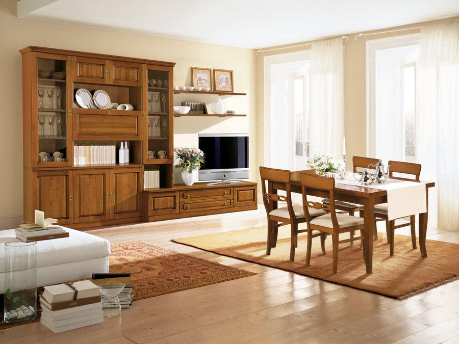 belmonte mobili zona giorno classica soggiorni