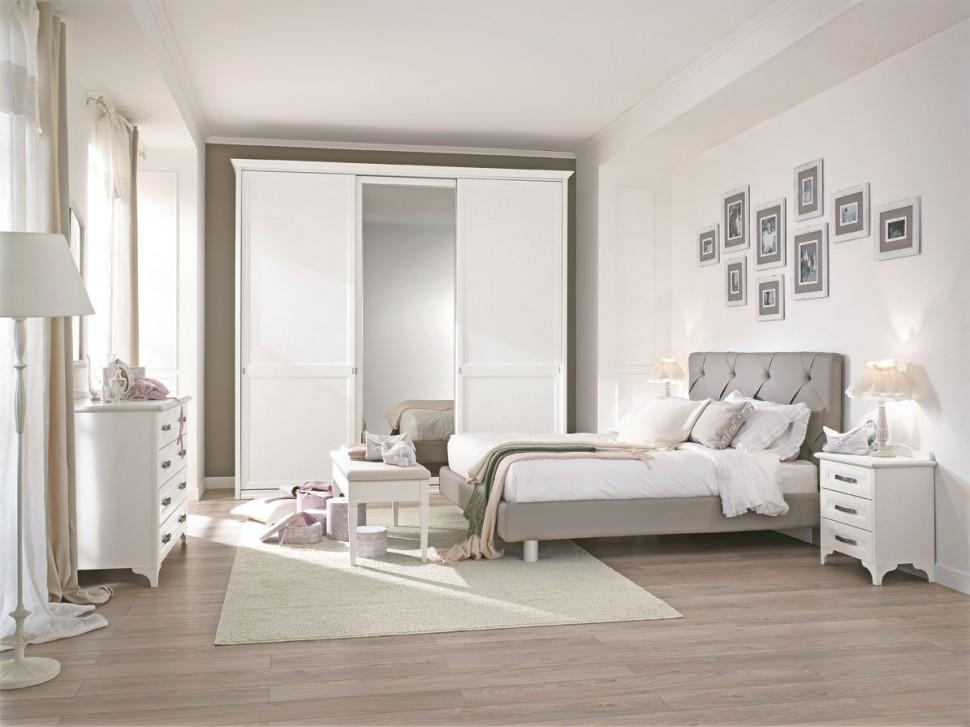 Camera Da Letto Modello Glamour : Tris camera letto sparaco le migliori idee per la tua design per
