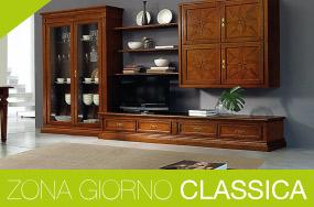Belmonte mobili arredo zona giorno living soggiorni classici e moderni a bellizzi sa - Cecchini mobili ...
